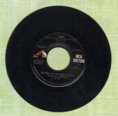 Hirt, Al - Mame/Seven Days To Tahiti - NM9/ - 45 rpm Records