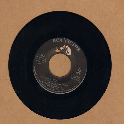 Hirt, Al - Java/I Can't Get Started - EX8/ - 45 rpm Records