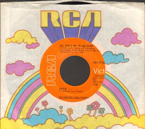 Hirt, Al - Java/I Can't Get Started (with vintage RCA company sleeve) - EX8/ - 45 rpm Records