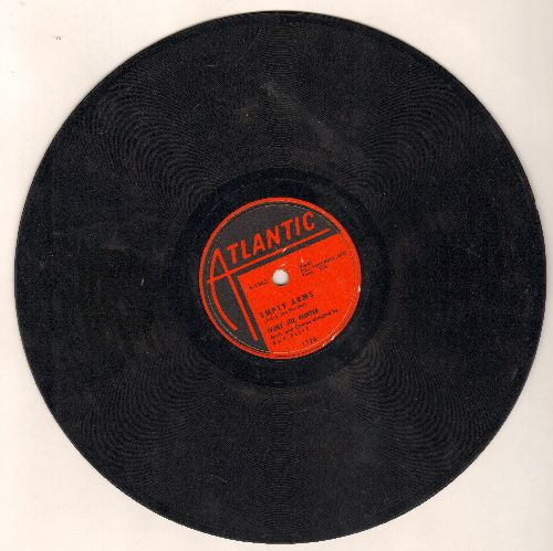 Hunter, Ivory Joe - Empty Arms/Love's A Hurting Game (10 inch 78 rpm record) - VG7/ - 78 rpm