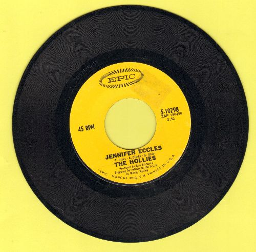 Hollies - Jennifer Eccles/Try It  - NM9/ - 45 rpm Records