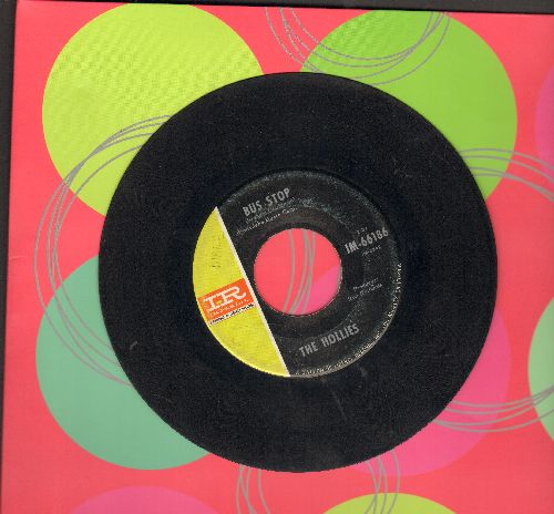 Hollies - Bus Stop/Don't Run And Hide - EX8/ - 45 rpm Records