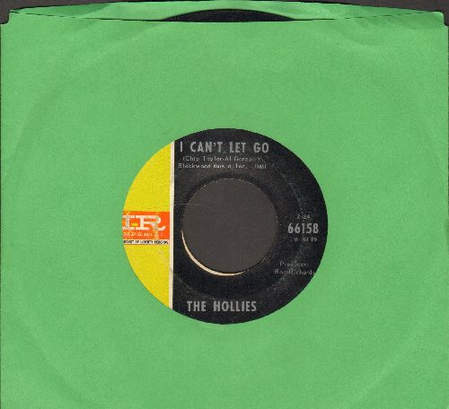 Hollies - I Can't Let Go/I've Got A Way Of My Own - VG7/ - 45 rpm Records