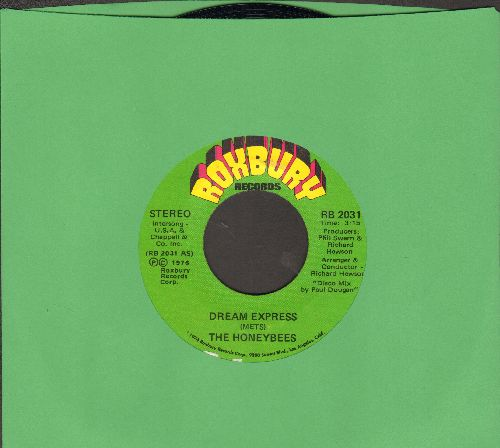 Honeybees - Dream Express (long and short version) - NM9/ - 45 rpm Records