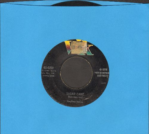 Holder, Geoffrey - Sugar Cane/The Bottle Imp - VG6/ - 45 rpm Records