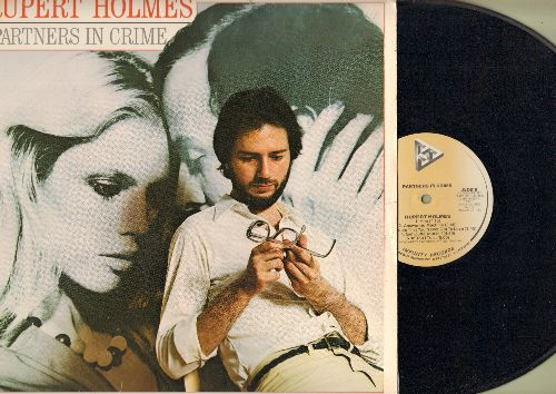 Holmes, Rupert - Partners In Crime: Escapade (The Pina Colada Song), Him, Drop It, In You I Trust (Vinyl STEREO LP record) - EX8/EX8 - LP Records