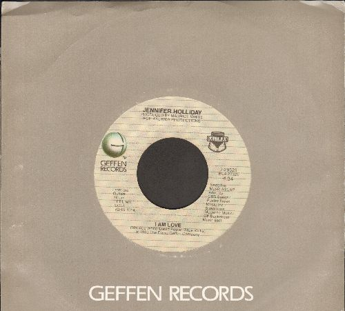 Holliday, Jennifer - I Am Love/Heartstrings - NM9/ - 45 rpm Records