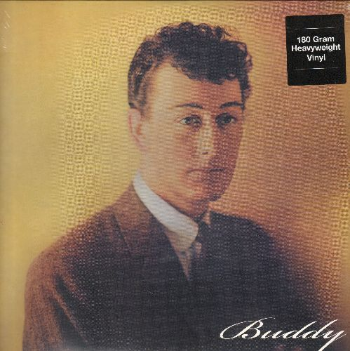Holly, Buddy - Buddy: Peggy Sue, Ready Teddy, Everyday, Rave On, That'll Be The Day (2015 EU Pressing of vintage recordings on 180gram Virgin Vinyl, SEALED, never opened!) - SEALED/SEALED - LP Records