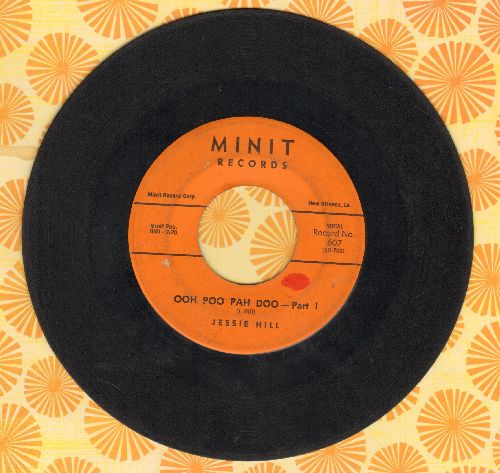 Hill, Jessie - Ooh Poo Pah Doo (Parts 1 + 2) - VG7/ - 45 rpm Records