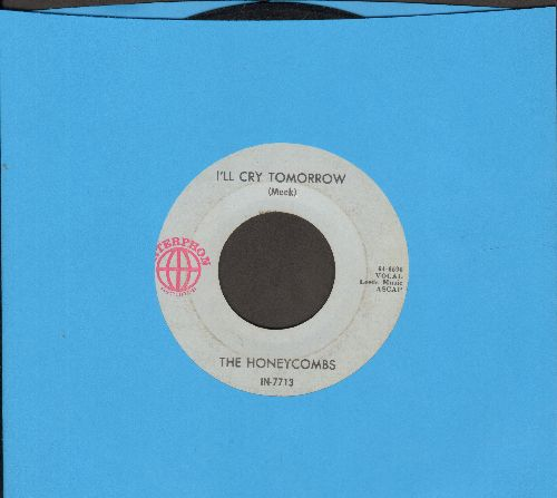 Honeycombs - I Can't Stop/I'll Cry Tomorrow  - VG7/ - 45 rpm Records