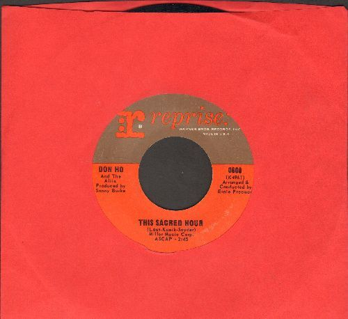 Ho, Don - Tiny Bubbles/Born Free  - NM9/ - 45 rpm Records