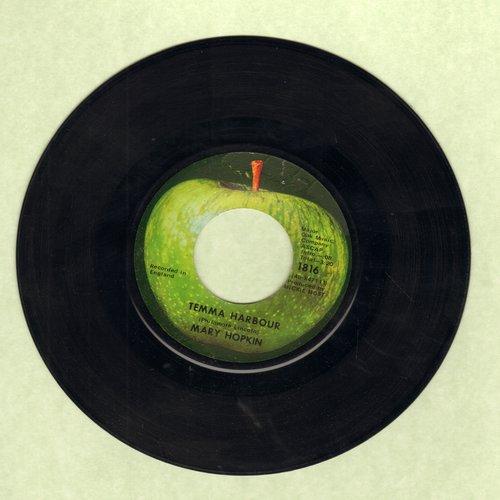 Hopkin, Mary - Temma Harbour/Lontano Dagli Occi  - EX8/ - 45 rpm Records