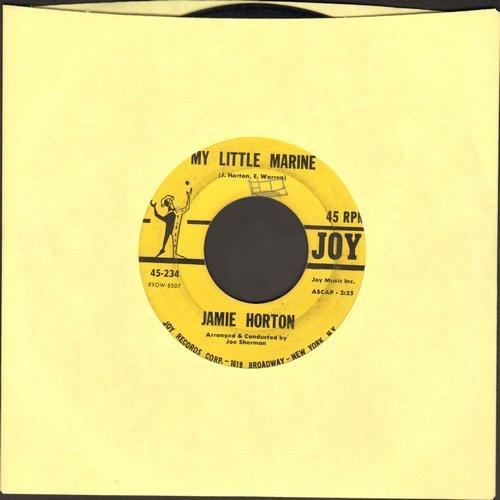 Horton, Jamie - My Little Marine/Missin'  - VG7/ - 45 rpm Records