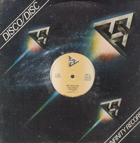 Hot Chocolate - Going Through The Motions/Don't Turn It Off (12 inch Maxi Single with Infinity company cover) - NM9/ - Maxi Singles