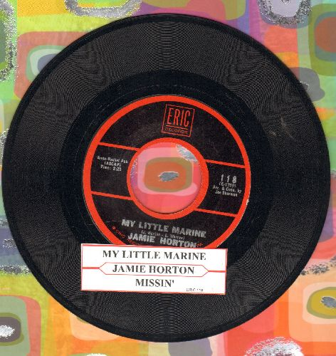 Horton, Jamie - My Little Marine/Missin' (double-hit re-issue with juke box label) - NM9/ - 45 rpm Records