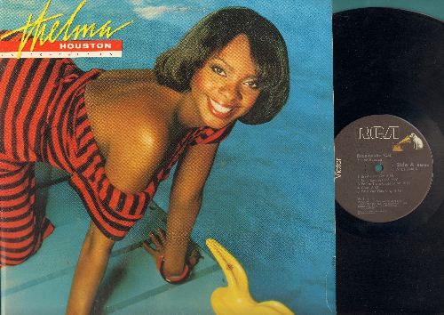 Houston, Thelma - Breakwater Cat: Breakwater Cat, Long Lasting Love, Before There Could Be Me, Gone, What Was That Song, Suspicious Minds, Down The Backstairs Of My Life, Understand Your Man, Lost And Found, Something We May Never Know (Vinyl LP Record) -