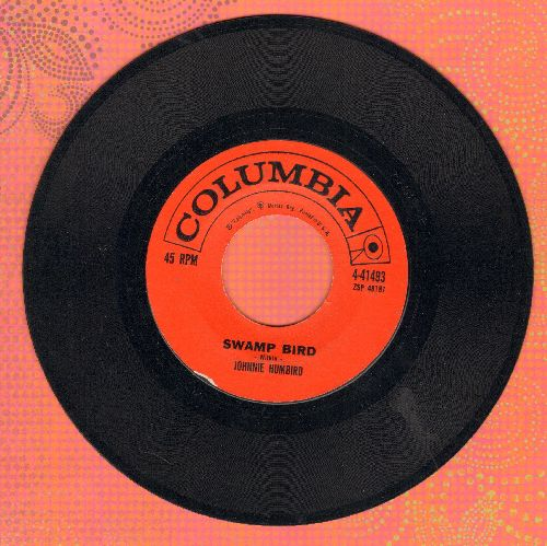 Humbird, Johnnie - Swamp Bird/Your Porch Light Is Burning - EX8/ - 45 rpm Records