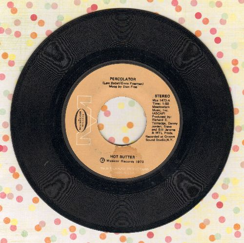 Hot Butter - Percolator/Tristana - EX8/ - 45 rpm Records
