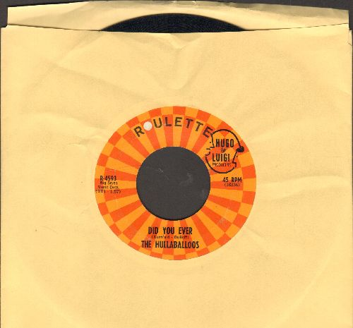 Hullaballoos - Beware/Did You Ever - EX8/ - 45 rpm Records