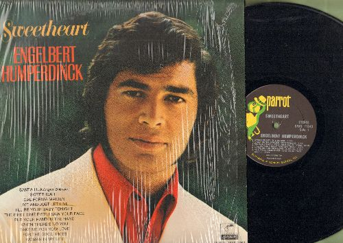 Humperdinck, Engelbert - Sweetheart: The First Time Ever I Saw Your face, Live And Just Let Live, Put Your hand In The Hand (vinyl STEREO LP record) - NM9/NM9 - LP Records