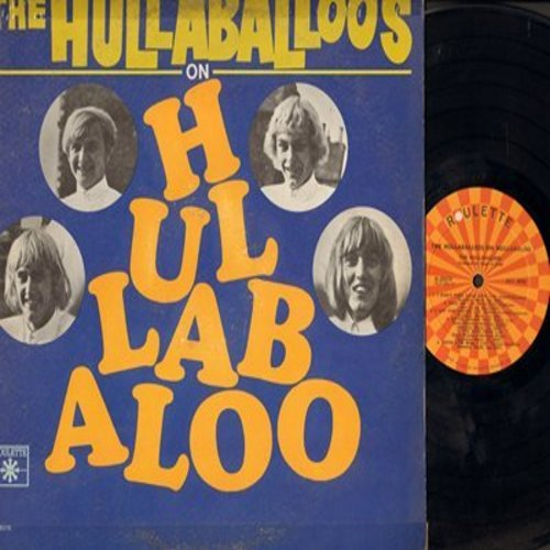 Hullaballoos - The Hullaballoos On Hullabaloo: Rave On, Don't Stop, Learning The Game, That'll Be The Day (Vinyl MONO LP record) - NM9/VG7 - LP Records