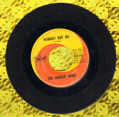 Human Beinz - Nobody But Me/Sueno - VG6/ - 45 rpm Records