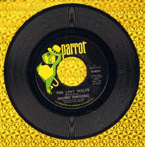 Humperdinck, Engelbert - The Last Waltz/That Promise - EX8/ - 45 rpm Records