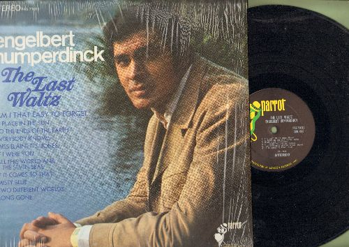 Humperdinck, Engelbert - The Last Waltz: Am I That Easy To Forget, A Place In The Sun, Misty Blue, Everybody Knows (Vinyl STEREO LP record, shrink wrap) - NM9/NM9 - LP Records