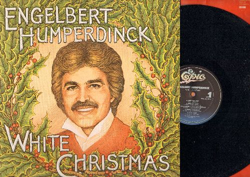 Humperdinck, Engelbert - White Christmas: Winter Wonderland, Silver Bells, Have Yourself A Merry Little Christmas (Vinyl LP record) - NM9/NM9 - LP Records
