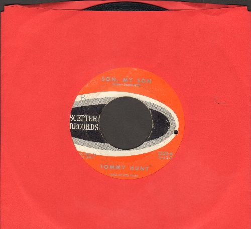 Hunt, Tommy - Son, My Son/Do You Really Love Me (bb) - EX8/ - 45 rpm Records
