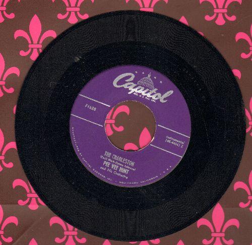 Hunt, Pee Wee - The Charleston/Twelfth Street Rag - VG7/ - 45 rpm Records