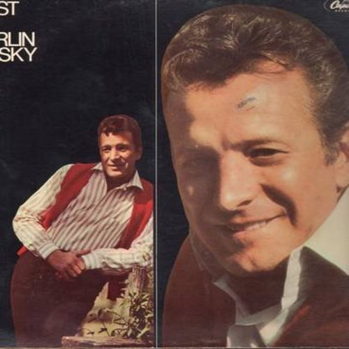 Husky, Ferlin - The Best Of Ferlin Husky: Wings Of A Dove, Gone, True True Lovin', Just For You, Timber I'm Falling (Vinyl LP record, 1980s issue of vintage recordings, gate-fold cover) - NM9/VG6 - LP Records