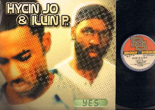 Hycin Jo & Illin P. - Yes (Maxi Record) - NM9/EX8 - Maxi Singles