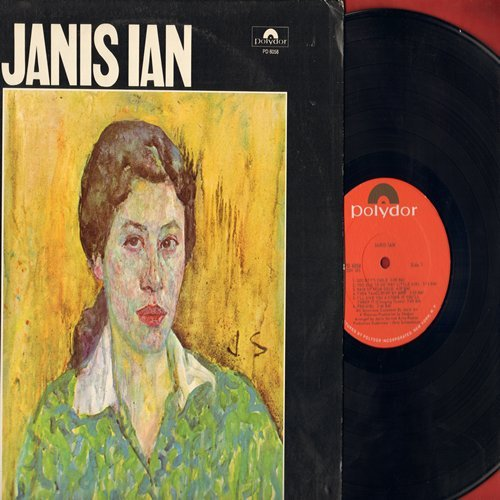 Ian, Janis - Janis Ian: Society's Child, Go 'Way Little Girl, I'll Give You A Stone If You'll Throw It (Changing Tymes), Hair Of Spun Gold (vinyl MONO LP record) - NM9/EX8 - LP Records