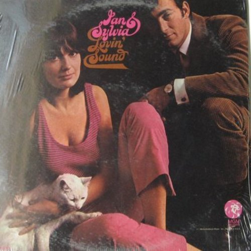 Ian & Sylvia - Lovin' Sound: Windy Weather, Hang On To The Dream, Mr. Spoons, Sunday, Big River, National Hotel (Vinyl MONO LP record, SEALED, never opened!) - SEALED/SEALED - LP Records