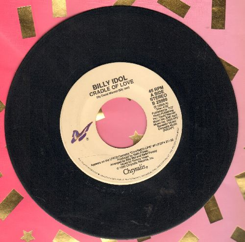 Idol, Billy - Cradle Of Love/311 Man - EX8/ - 45 rpm Records