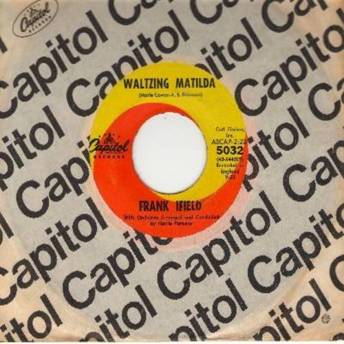 Ifield, Frank - Waltzing Matilda/I'm Confessin'  - NM9/ - 45 rpm Records