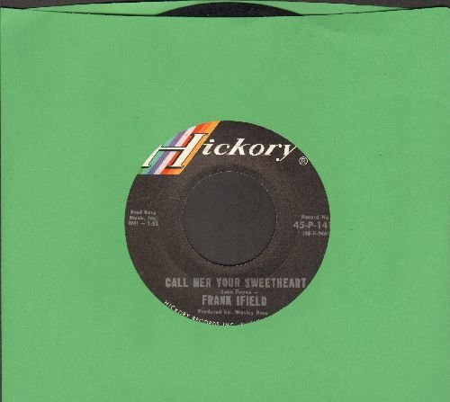 Ifield, Frank - Call Her Your Sweetheart/Give Myself A Party - NM9/ - 45 rpm Records