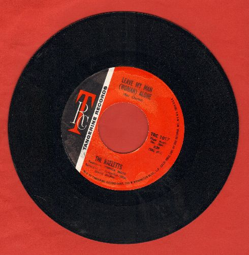 Raeletts - Leave My Man (Woman) Alone/Here I Go Again - EX8/ - 45 rpm Records