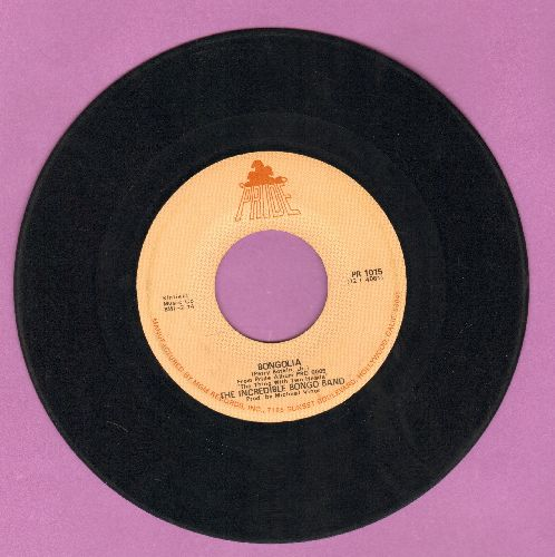 Incredible Bongo Band - Bongolia/Bongo Rock - VG7/ - 45 rpm Records