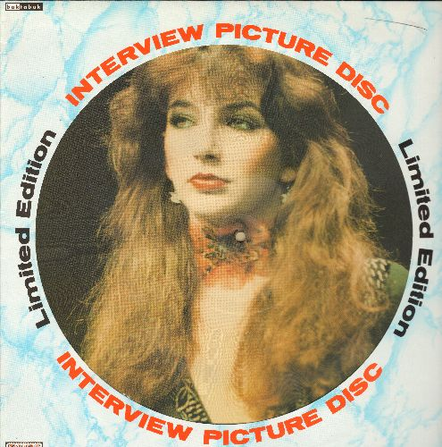 Bush, Kate - Kate Bush II - Interview Picture Disc - Limited Edition (British Pressing) - M10/ - LP Records