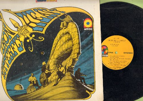 Iron Butterdly - Heavy: Possession, You Can't Win, So-Lo, Look For The Sun, Iron Butterfly Theme (vinyl STEREO LP record) - VG7/VG7 - LP Records