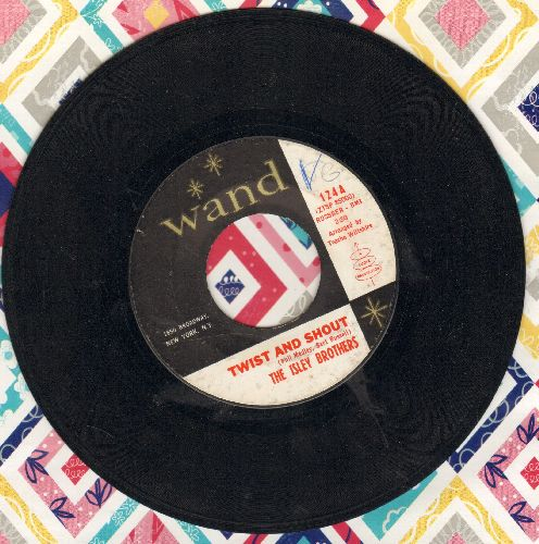 Isley Brothers - Twist And Shout/Spanish Twist  - EX8/ - 45 rpm Records