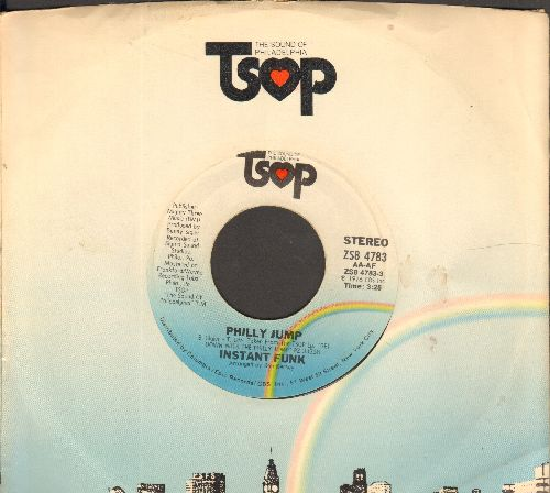 Instant Funk - Philly Jump/Funky Africa (with company sleeve) - NM9/ - 45 rpm Records