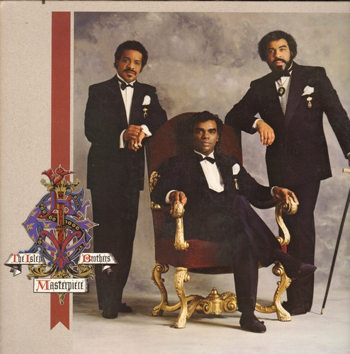 Isley Brothers - Masterpiece: The Most Beautiful Girl, Stay Gold, My Best Was Good Enough (Vinyl LP record, gate-fold cover) - NM9/EX8 - LP Records