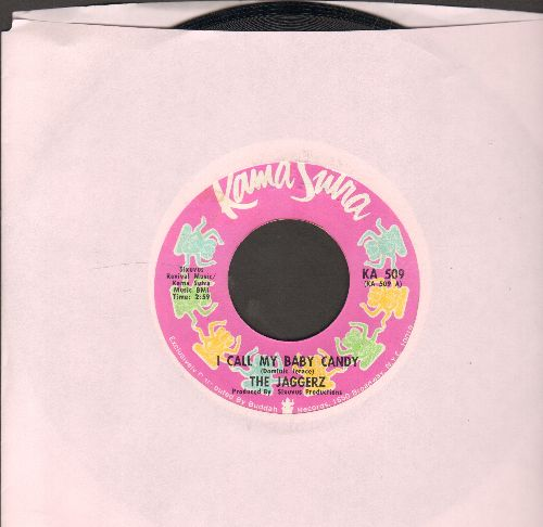 Jaggerz - I Call My Baby Candy/Will She Believe Me? - NM9/ - 45 rpm Records