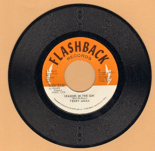 Jacks, Terry - If You Go Away/If You Go Away (double-hit re-issue) - M10/ - 45 rpm Records