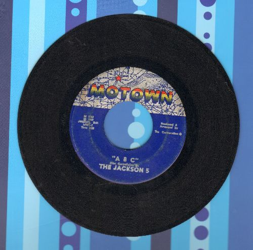 Jackson 5 - ABC/The Young Folks - VG7/ - 45 rpm Records
