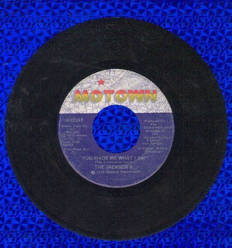 Jackson 5 - You Made Me What I Am/Hallelujah Day - EX8/ - 45 rpm Records