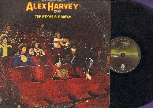 Harvey, Alex Band (The Sensational) - The Impossible Dream: Sergeant Fury, Tomahawk Kid, Long Hair Music (Vinyl STEREO LP record) - VG7/VG6 - LP Records